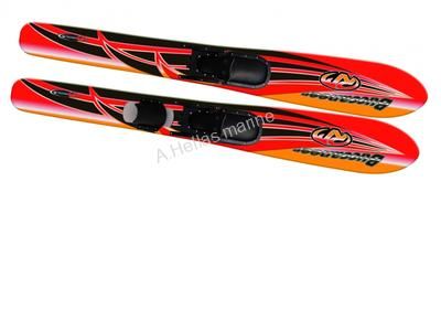 BUCCANEER WIDE BODY COMBO SKIS